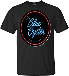 Cool Blue Oyster Police Academy Comedy Film Movie Tumblr 80s 90s Retro T-Shirt