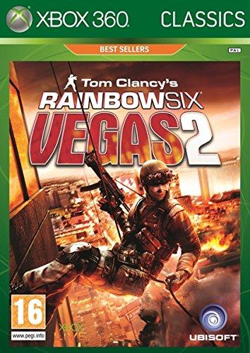 Rainbow Six Vegas 2 Complete Edition Xbox 360 (Xbox One Compatible)