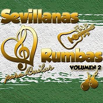 Sevillanas y Rumbas para Bailar Vol. 2