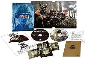 【Amazon.co.jp限定】(1000セット数量限定)フルメタル?ジャケット 日本語吹替音声収録版 (4K ULTRA HD & ブルーレイセット)スチールブック仕様(2枚組)[4K ULTRA HD + Blu-ray]