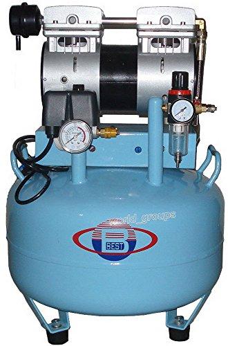 Best Dental Unit - Compresor de aire silencioso sin una unidad BD-101 de Levin dental