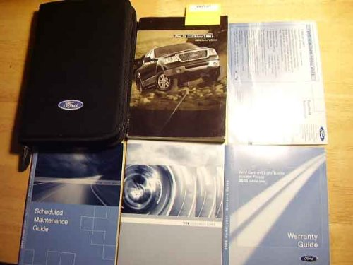 2006 F150 Owners Manual