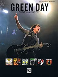 Green Day -- Guitar Tab Anthology: Authentic Guitar Tab