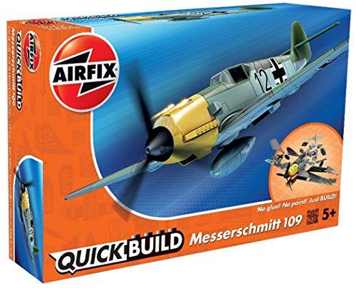 Airfix Quickbuild Messerschmitt 109 Airplane Model Kit