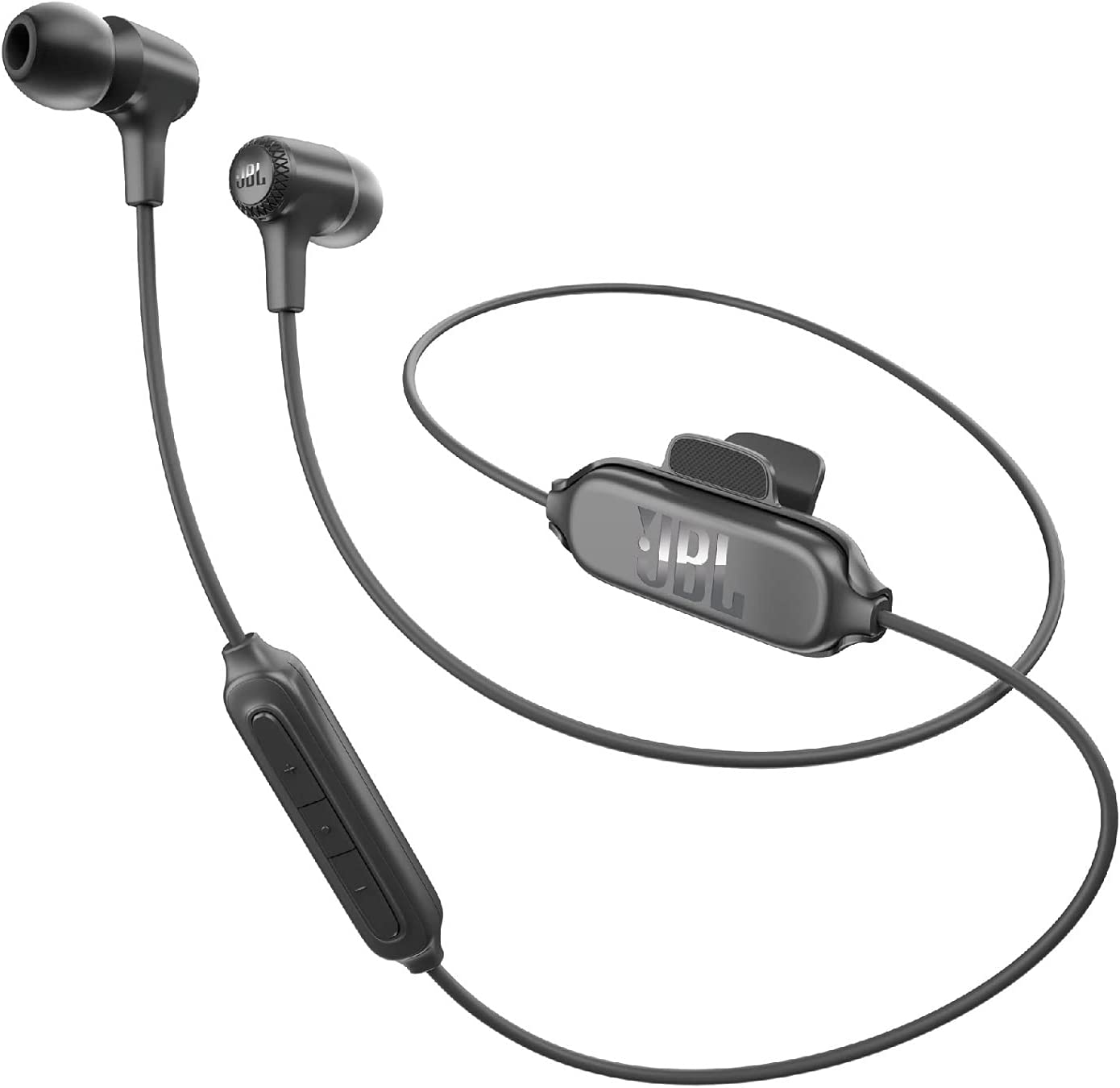 JBL Live 25BT Wireless Bluetooth Headphones with 3-Button Remote & Microphone for Hands Free Calling (Black)