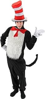 cat in the hat deluxe costume