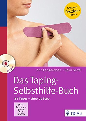 Das Taping-Selbsthilfe-Buch: 88 Tapes - Step by Step