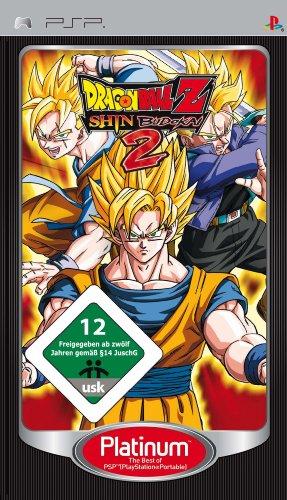 Dragonball Z - Shin Budokai 2 [Platinum]