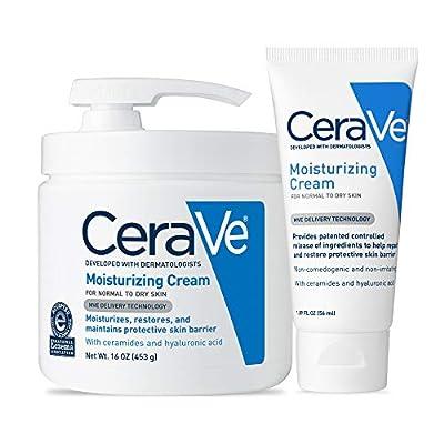 CeraVe Moisturizing Cream Combo