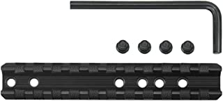 FUNANASUN Tactical 11 Slots Picatinny/Weaver Rail Scope Mount for Marlin Lever Action with Wrench