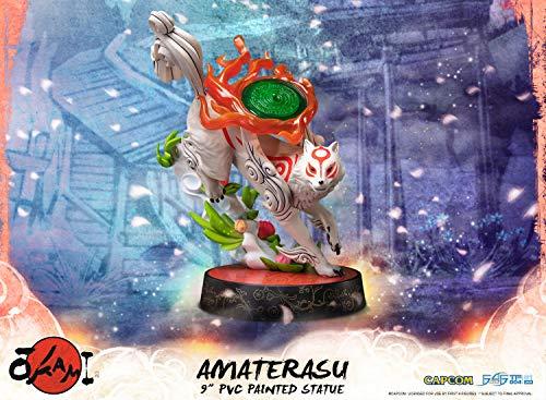 First4Figures 608685 Okami: Amaterasu PVC Collectable Figurine image