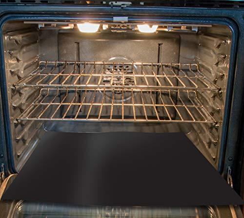 Toastabags Ofen Liner, schwarz, 40x 50cm