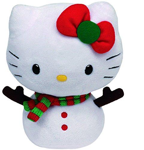 TY Hello Kitty Baby - Schneemann,15cm LIM.
