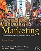 Global Marketing: Contemporary Theory, Practice and Cases ,Ed. :2