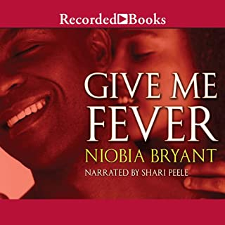 Give Me Fever audiobook cover art