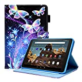 AUSMIX Case for Fire HD 10 Tablet (9th Generation 2019, 7th