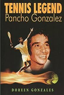 Tennis Legend Pancho Gonzalez