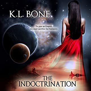 The Indoctrination audiobook cover art