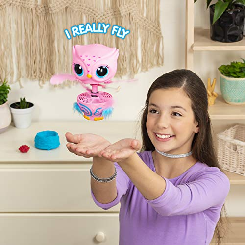 Owleez are new interactive pets for kids