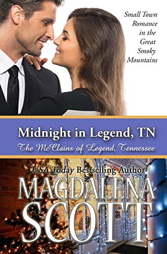 Download Midnight in Legend, Tn: Small Town Romance in the Great Smoky Mountains (Mcclains of Legend, Tennessee) 1540681572