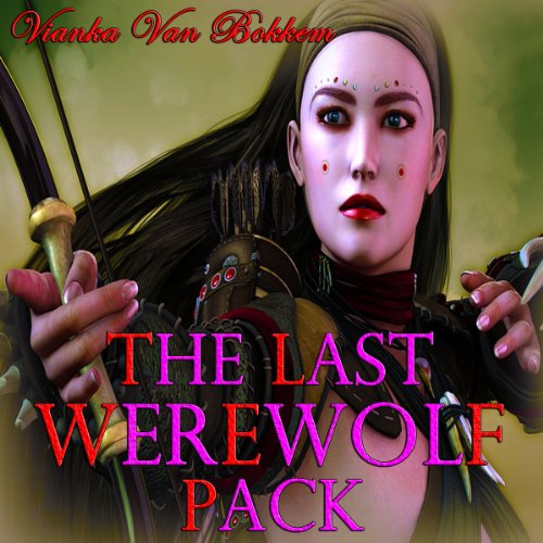 The Last Werewolf Pack Titelbild