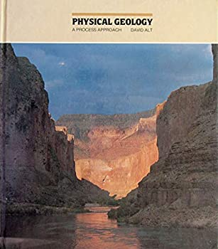 Physical geology: A process approach 0534010342 Book Cover