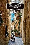 Diario de Viaje Malta: Diario de Viaje forrado | 106 páginas, 15,24 cm x 22,86 cm | Para acompañarle durante su estancia