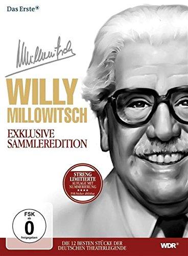 Willy Millowitsch - Exklusive Sammler-Edition (12 DVDs)