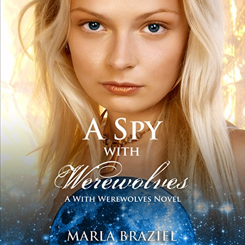 A Spy with Werewolves audiobook cover art