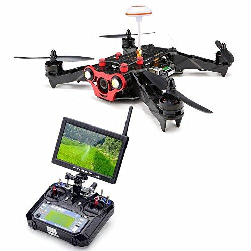 Eachine Racer 250 FPV Quadcopter Built-In 5.8g Transmitter,...