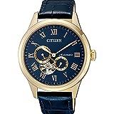 [シチズン] 腕時計 NP1023-17L 海外モデル メカニカル スモールセコンド オープンハート メンズ