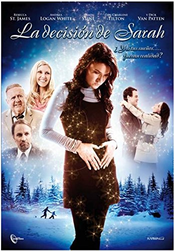 La Decisión De Sarah (Import) (Dvd) (2014) Rebecca St. James; Andrea Logan White