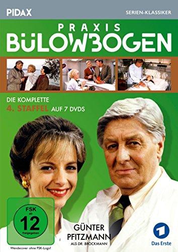 Praxis Bülowbogen - Staffel 4 (7 DVDs)