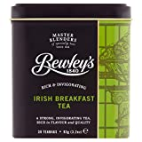 Bewley's Irish Breakfast Tea Tin, 30-Count - PACK OF 10