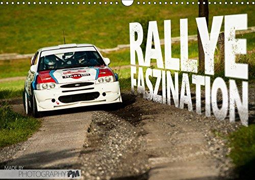 Rallye Faszination 2019 (Wandkalender 2019 DIN A3 quer): Rallye Faszination Kalender 2016 (Monatskalender, 14 Seiten ) (CALVENDO Sport)