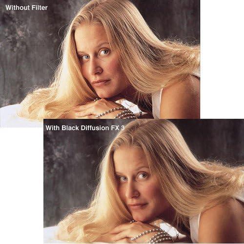 Tiffen Filter 77mm Black Diffusion 1 Filter Kamera