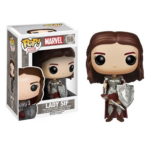 Funko POP!: Marvel: Lady Sif
