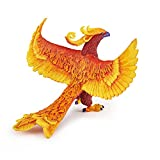 Papo 36013 Phönix - Figura Decorativa de fantasía, Multicolor