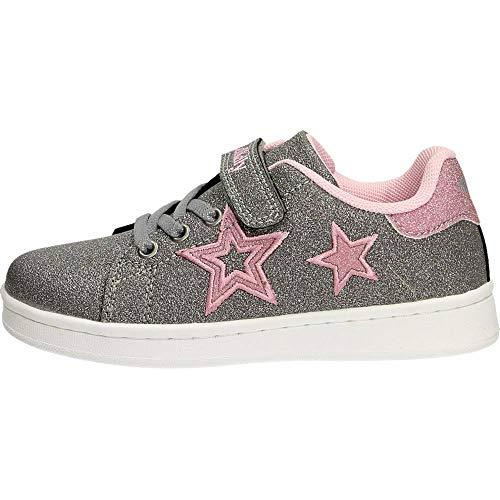 LELLI KELLY Peltro/Metallic Scarpa Bambino Sneakers 6815