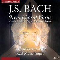 Bach: Mass in B Minor by Yvonne Minton