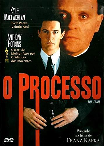 O Processo - Baseado na obra de Franz Kafka - ( The Trial ) David Hugh Jones
