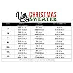 "Ugly Christmas Sweater Men's Jesus B-Day Sweater 6 Pullover crew-neck sweater featuring Fair Isle patterning on front bodice and ""BIRTHDAY BOY"" message set beneath Jesus design Solid sleeves and back Contrast ribbed-knit neck, cuffs, and hemline"