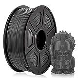PETG Filament 1.75mm, PETG 3D Printer Filament for 3D Printer 3D Pen, PETG Filament 1KG (2.2 lb) PETG Grey