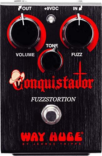 Way Huge WHE406 Conquistador Fuzzstortion Guitar Effects Pedal