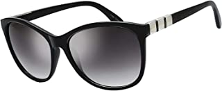 Women's Oversized Square Jackie O Cat Eye Hybrid Butterfly Fashion Sunglasses - Exquisite Packaging