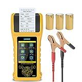 Autool BT-760 12V / 24V Tester Automatico del carico della Batteria Stampante Termica Integrata con Carta Termica 3PCS per Tutte Le Auto