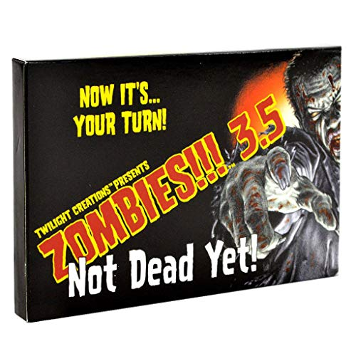 Zombies Zombies 3.5 Not Dead Yet! Board Game