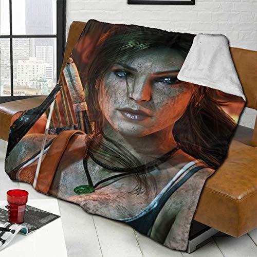 Caimizogojocrz Lara Croft Tomb Raider Decke