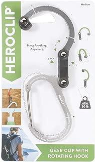 HEROCLIP Shade of Gray