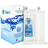 Tier1 Refrigerator Water Filter Replacement for WF2CB PureSource2, NGFC 2000, 1004-42-FA, 469911, 469916, FC 100 - with Activated Carbon Media to Reduce Chlorine while Improving Water Taste